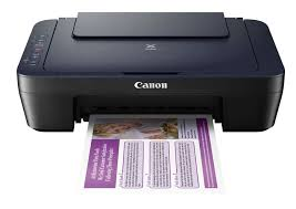 Canon E 460  PSC WIFI colour printer