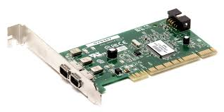 Card PCI Firewire