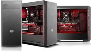 Casing Cooler  Master MATERBOX MB600L With ODD