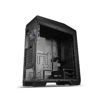 Casing DA N1 TG Tempered Glass  BLACK ( non psu )