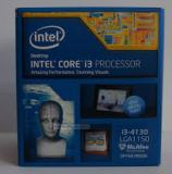 Core i3-4130 (3.4 Ghz - Cache 3MB )