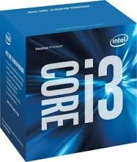 Core i3-6100 (3.7 Ghz - Cache 3MB -)