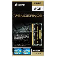 Corsair CMSO8GX3M1A1600C11 Low Voltage Sodimm (8gb)