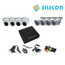 DVR INDOOR KIT 4 CHANNEL DK-002A
