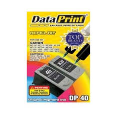 Data Print Canon Black