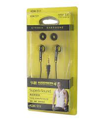 Earphone Kenion E027/s11