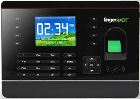 Fingerspot Personnel Neo-151NC (TCP/IP)