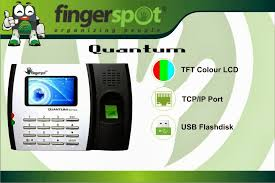 Fingerspot Quantum Series (TCP/IP)