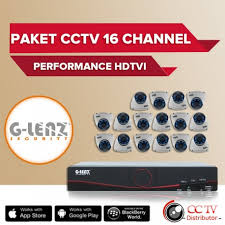 GD-8716 PAHD16CH Paket Value CCTV 16 Kamera