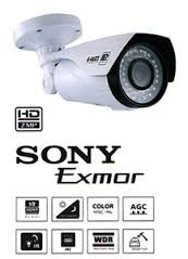 IP CAMERA SONY EXMOR 2.0MP IP66 GEIP-3281
