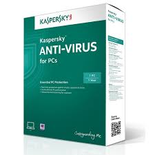 Kaspersky  Anti virus 1 user
