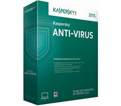 Kaspersky 2015 Anti virus 1 user