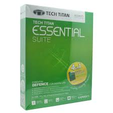 Kaspersky Tech Titan Essential suite  (KAV 3 )