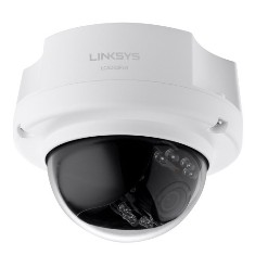 Linksys LCAD03FLN-AP 1080p 3M Indoor Night Vision Dome Camera