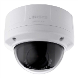 Linksys LCAD03VLNOD-AP 1080p 3M Outdoor Night Vision Dome Camera