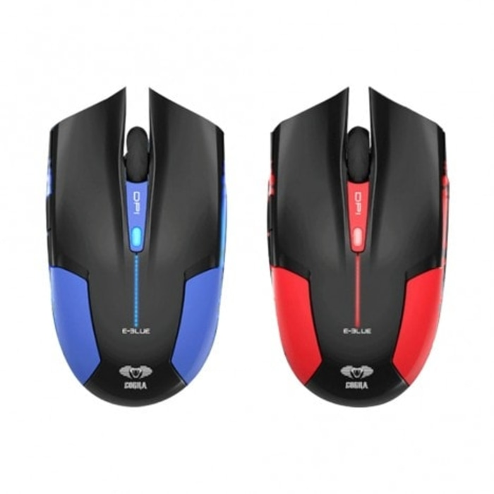 Mouse Gaming COBRA-M E-BLUE