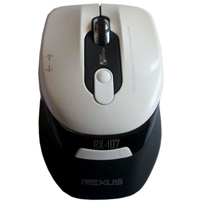 Mouse Gaming Wireless 5D RX 107 REXUS