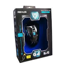 Mouse USB Gaming G4 REXUS