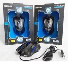 Mouse USB Gaming G5 REXUS