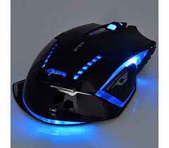 Mouse USB Gaming MAZER -R E-BLUE