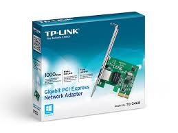 TP LINK Lan CARD  PCI EXPRESS TG3468