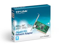 TP LINK Lan CARD PCI GIGABIT 10/100/1000 TG3269