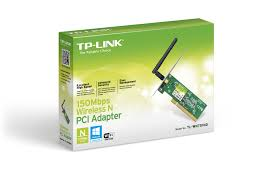 TP LINK PCI Wifi 150mbps WN751ND