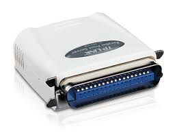 TP LINK Print Server Parallel TL-PS110p