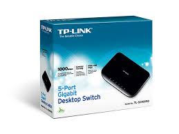 TP LINK Switch 5 Port Gigabit 10/100/1000 SG 1005d