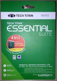 Tech Titan Security Suite 1