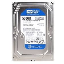 WD Blue 500Gb  SATA3   chace 16 mb