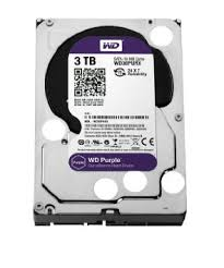 WD Purple 3 TB  SATA3 CCTV
