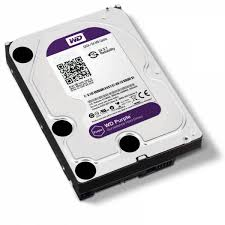 WD Purple 4 TB  SATA3  CCTV