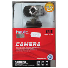 Webcam Havit 5MP HV-V612