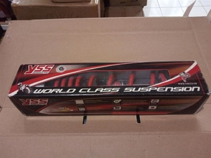 Shock belakang YSS New Pro Z Mio Vario Beat Scoopy