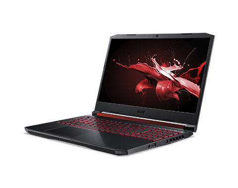 ACER Predator Nitro AN515-54-773E Core i7 VGA  W10 Black + BackP