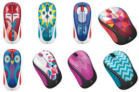 Mouse Wireless Logitech colorfull M238